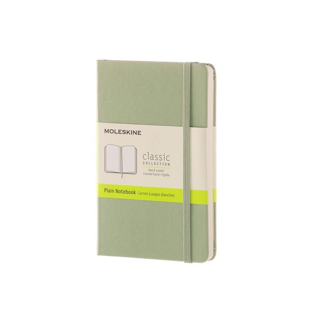 Moleskine Classic Notebook in Green