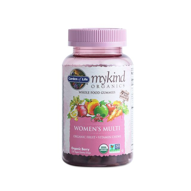 Garden of Life MyKind Organics Women's Gummy Multivitamin