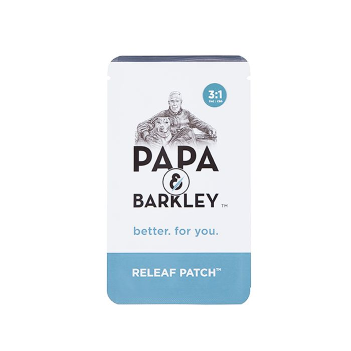Releaf Patch (3) by Papa & Barkley