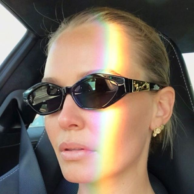 Lara Worthington's Cool New Sunglasses Are the Vision of a Jewellery Designer