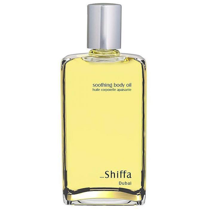 Soothing Body Oil by Shiffa