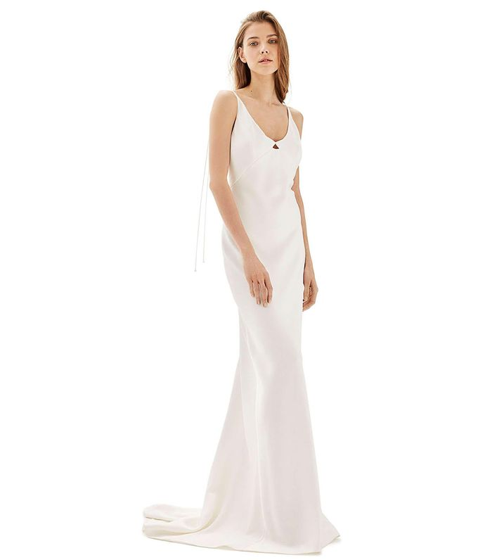 Wedding Dress Shopping Tips | Who What Wear