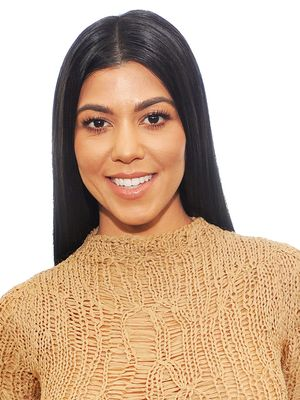 Kourtney Kardashian Says This Is the Best Foundation for Her Breakout-Prone Skin