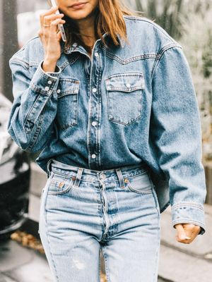 The Simple Trick to Keep Your Jeans Organized