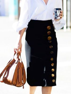 Big Buttons Are Trending: Shop the Best Pieces