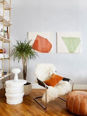 Step Inside an Interior Designer's Strikingly Modern NYC Loft