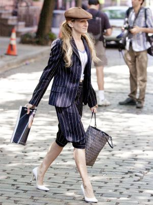 Carrie Bradshaw Would Wear These Zara Capris, and So Will I