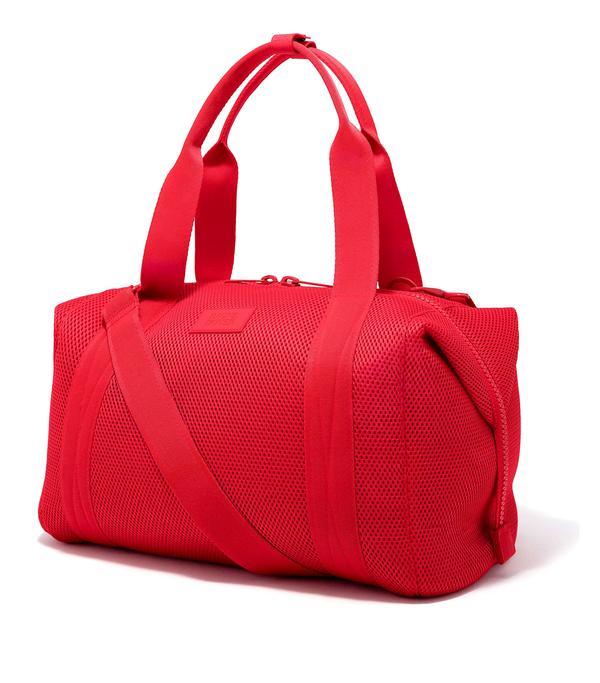 Dagne Dover Large Landon Neoprene Carryall Duffel Bag