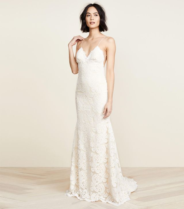 Poipu Low Back Gown