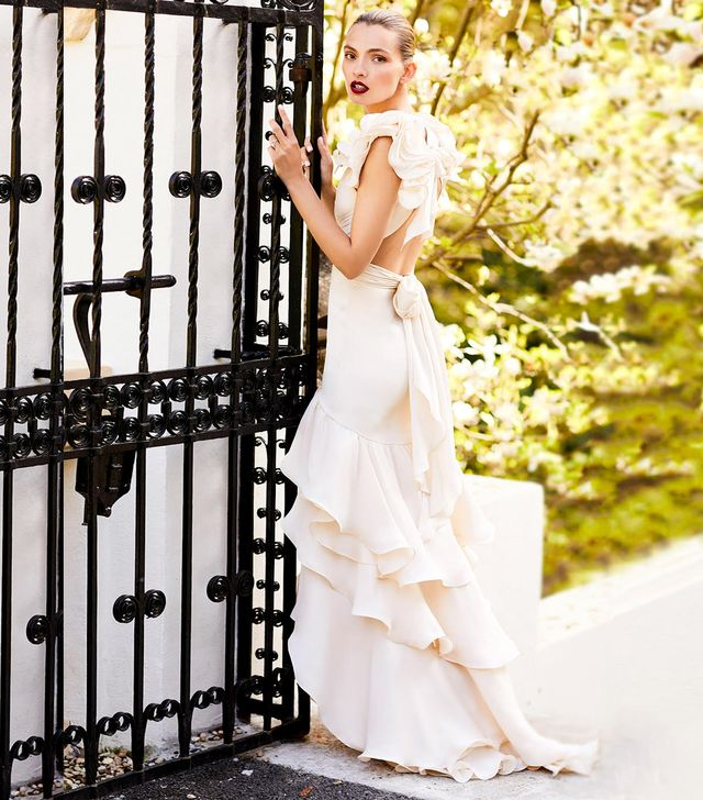 Johanna Ortiz El Arte de Amar Dress
