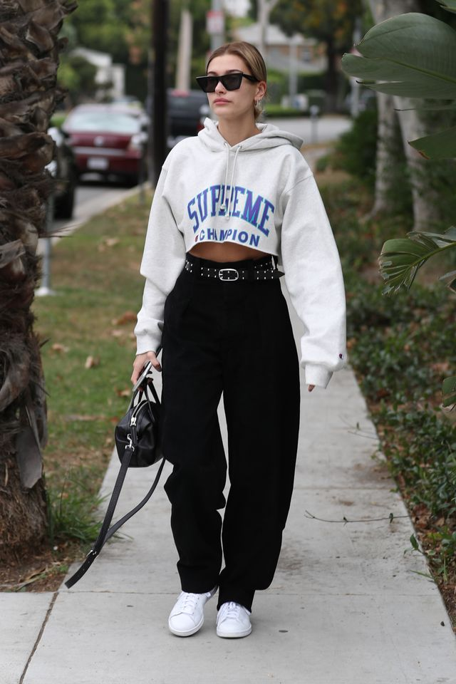 WHO: Hailey Baldwin