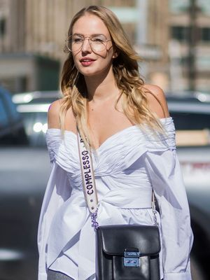 The 2018 Way to Wear Off-the-Shoulder Tops