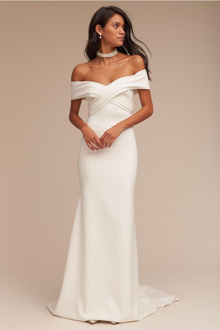 PinterestSHOP · Theia Bridal Blake Gown $900
