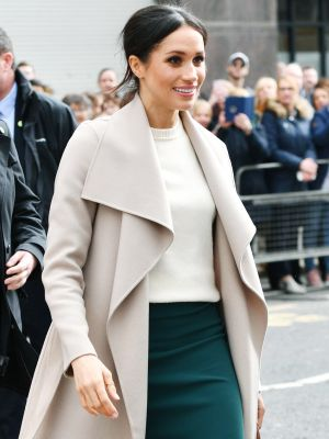 These 5 Meghan Markle Outfits Are Trending on Pinterest Right Now