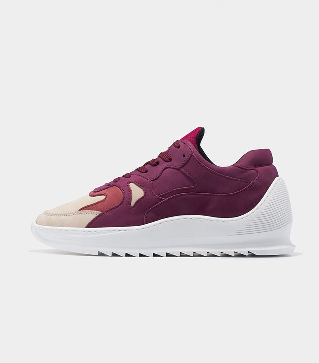 Filling Pieces Low Plasma Heel Cap Orbit