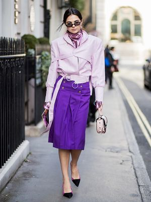 Pretty Purple Outfits People Profusely Prefer