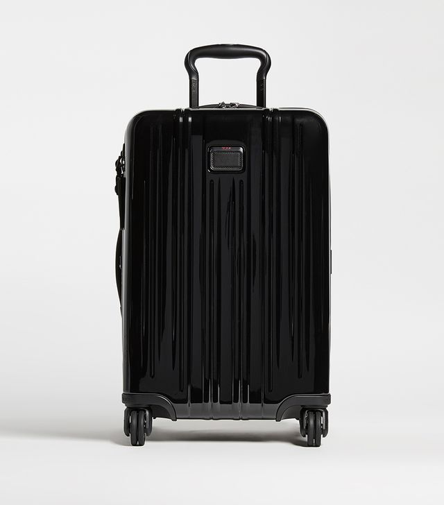 International Expandable Carry On Suitcase