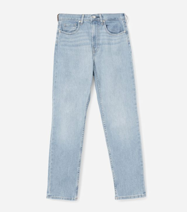 Women's Cheeky Straight Jean (Ankle) by Everlane in Sky Blue, Size 30