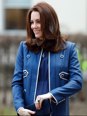 Kate Middleton Has Given Birth to Another Little Prince!