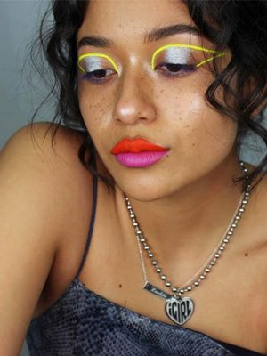 How This Woman Uses Makeup as Her Most Powerful Form of Self-Expression