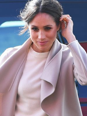 Meghan Markle Just Wore the Dress Trend That Is Sweeping the Nation