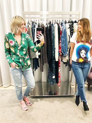 I'm in My 30s, and This Is How I Shop Topshop Like a Grown-Up
