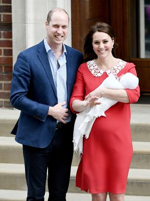 Kate Middleton Has Given Birth! Introducing the Newest Royal