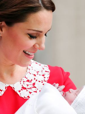 The New Royal Baby Name Has Been Announced (the Predictions Were Wrong)
