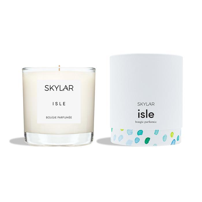 Isle Candle by Skylar Body