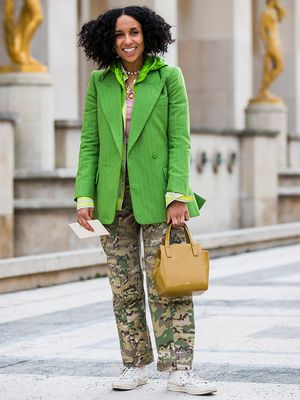 9 Surprisingly Cool Camo Outfits to Try