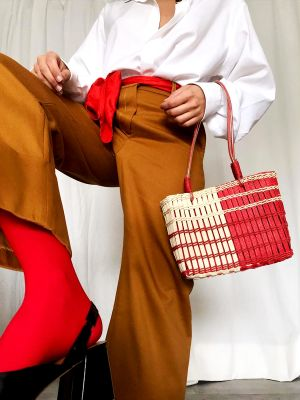 Wicker Bags Are Everywhere Right Now—These Versions Still Feel Special
