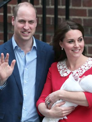 Kate Middleton Just Gave Us Our First Look at Royal Baby #3