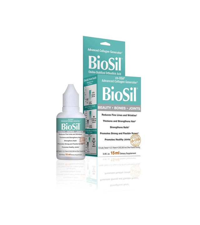 Natural Factors BioSil Liquid Supplement