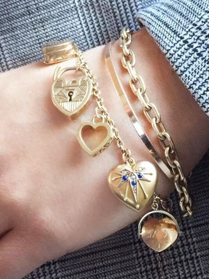 This Nostalgic Jewellery Trend Is About to Make a Big Comeback