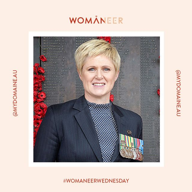 Womaneer: Meet the Female Soldier Building a Community for Other Servicewomen