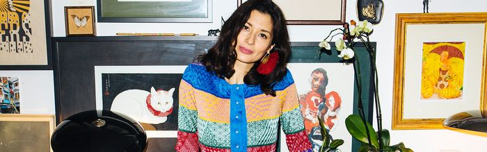 Best Wardrobes in Britain: Jasmine Hemsley