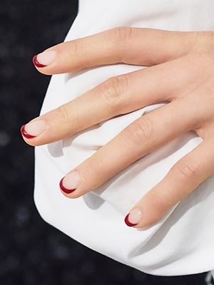 Skip the Usual Red—These Burgundy Nail Looks Are Everything