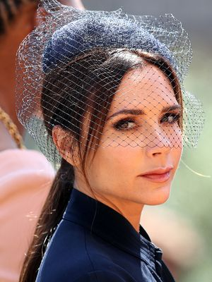 Victoria Beckham Just Explained How She Chose Her Royal Wedding Outfit