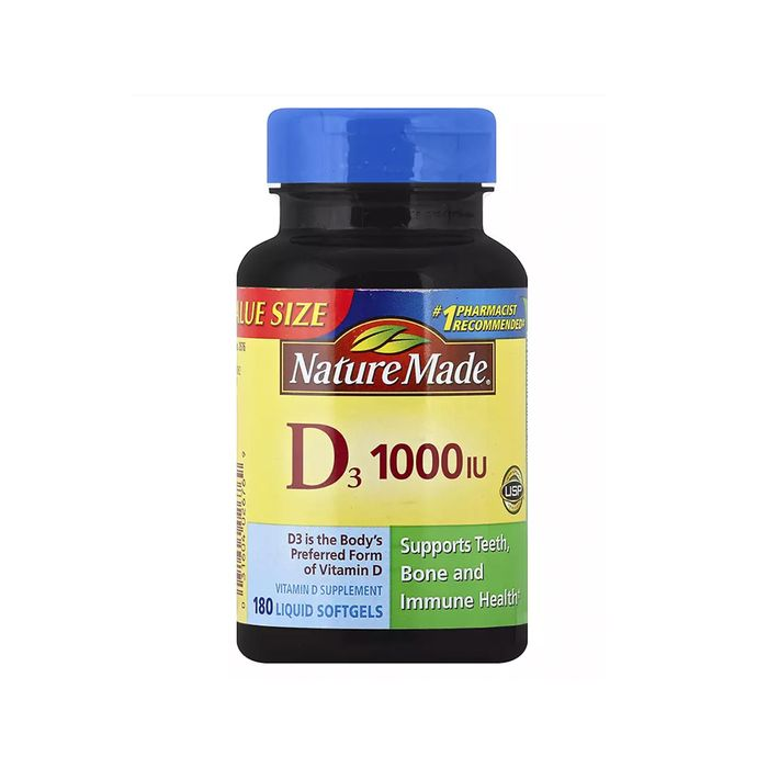 Vitamin D3 Supplement by NatureMade
