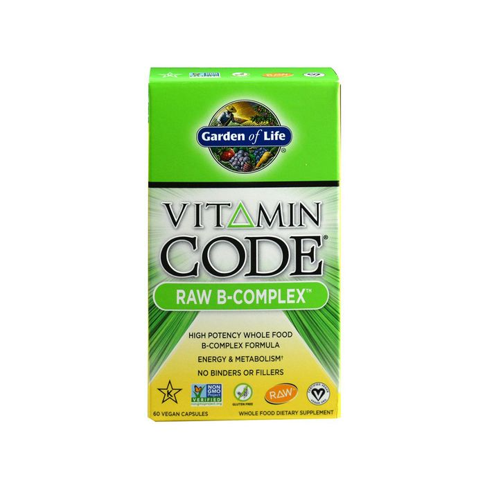 Vitamin Code Raw B-Complex by Garden of Life