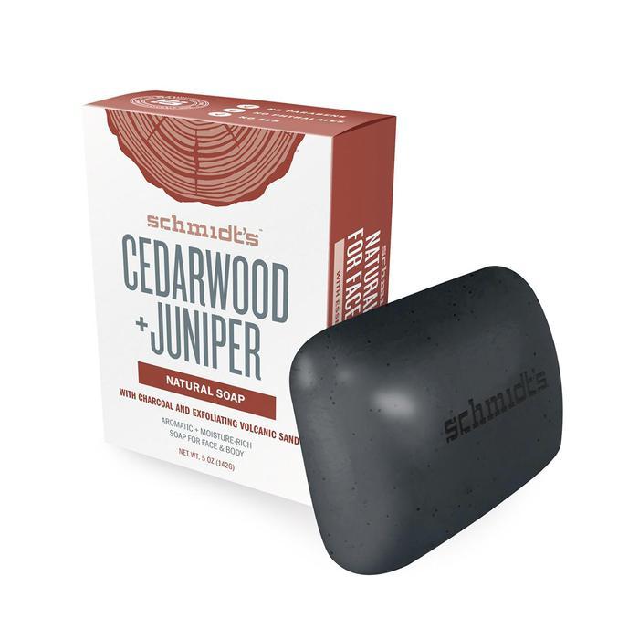 Cedarwood + Juniper by Schmidt's