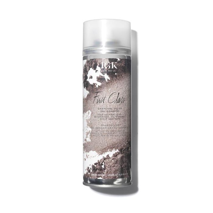 Charcoal Detox Dry Shampoo by IGK Hair
