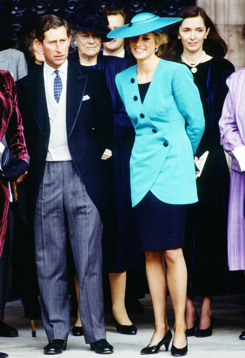 What Princess Diana Wore to Weddings in the \'80s and \'90s | Fashion ...