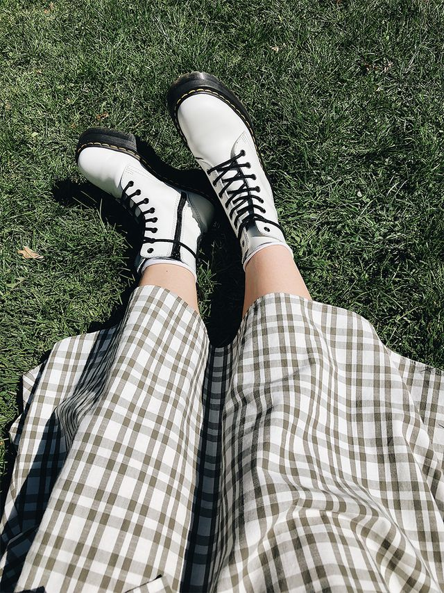 What to wear with Dr. Martens