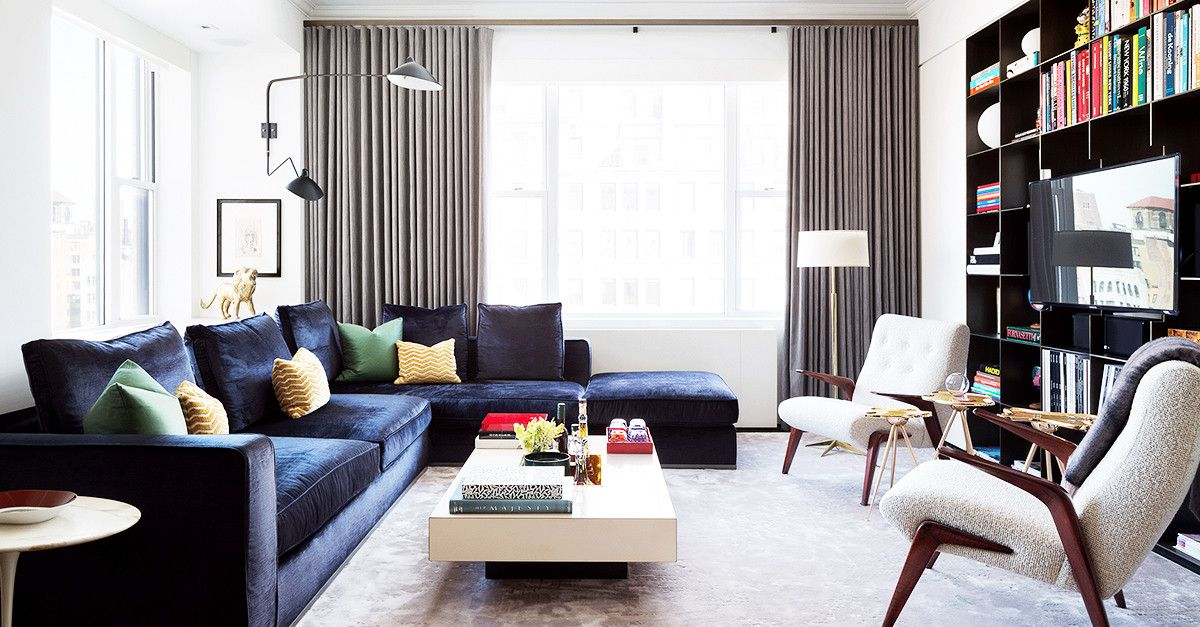 7 Living Room Design Tips and