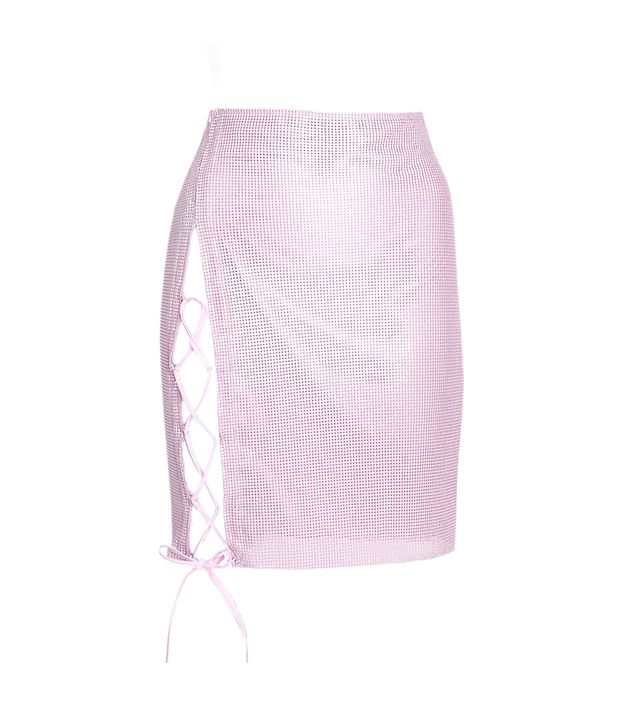 Poster Girl Zeina Pencil Skirt