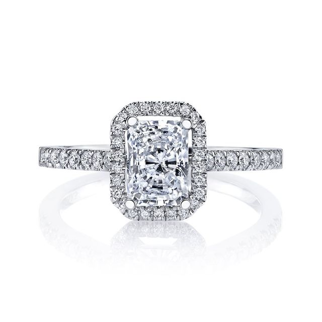 Mars Fine Jewelry Diamond Engagement Ring