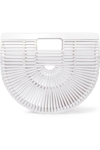 Ark Small Acrylic Clutch