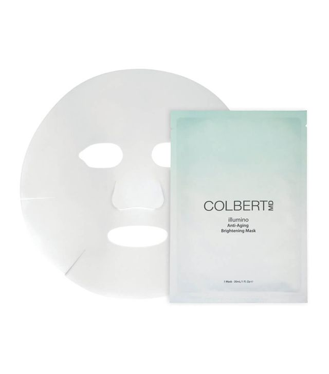 in-flight long-haul skincare routine: Colbert MD Illumino Anti-Aging Brightening Mask