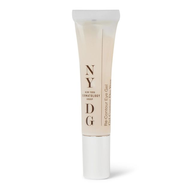 in-flight long-haul skincare routine: NYDG Re-Contour Eye Gel